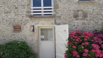 Photo for 1BR Apartment Vacation Rental in Sommervieu, Normandie