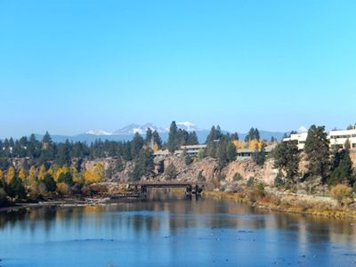 Photo for Deschutes Landing Riverfront Townhome DL7 - Old Mill