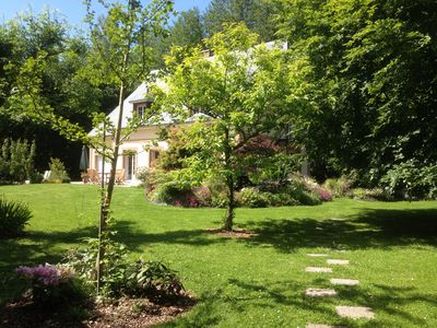 Photo for Near Etretat and Fécamp: charming character house near woods