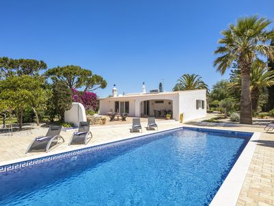 Photo for Traditional Portuguese villa for beach lovers; Connoisseurs and golfers