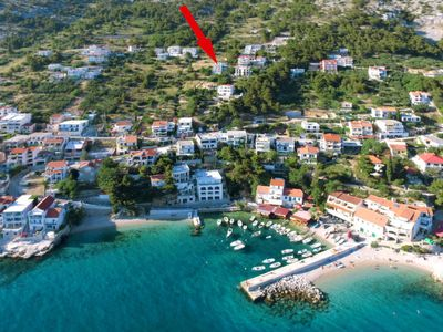 Photo for Apartment Ana (OMI109) in Omis - 8 persons, 3 bedrooms
