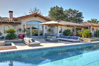 Pool - Welcome to Santa Ynez! Your California dream getaway is professionally managed by TurnKey Vacation Rentals.