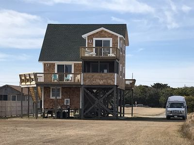Photo for Oceanside 3 Bedroom, 2 Bath Cottage With Excellent Ocean & Sound Views