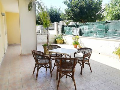 Photo for With a terrace in the centre of Otranto - Apartment Laura