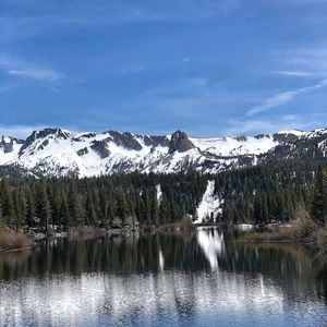 Our home is positioned a short drive to mammoth lakes and amazing fishing!