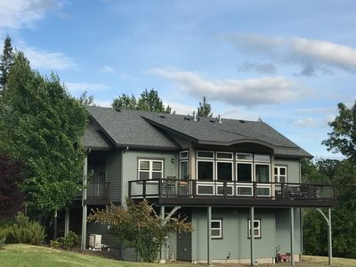 Photo for Spacious Cottage, Rural Feel, Blocks from Historic Third Street in McMinnville