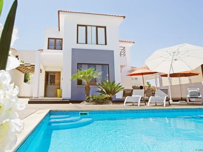 Photo for MAGNOLIA 4Bed Villa - withing walking distance to Kapparis Golden Sandy Beaches