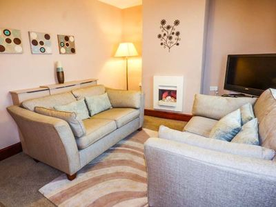 Photo for IONA COTTAGE, pet friendly, with a garden in Allonby, Ref 920285