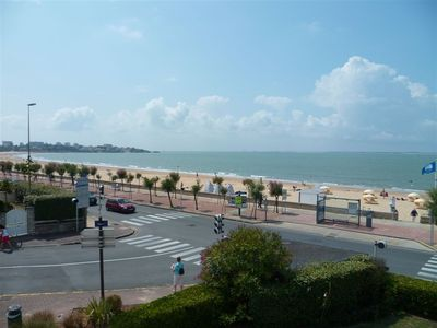 Photo for Full sea view and beach Royan - 4-star holiday furnished Label, WIFI