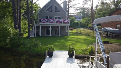 Photo for Beautiful, brand new home on Arlington Pond in Salem NH.