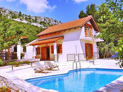 Photo for Perfect Place, Unity Of Mountain, River And Sea - Villa between Split and Omis