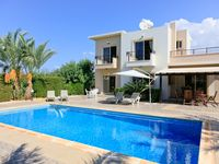The location of the villa is perfect.  The pool and gardens are wonderful and well maintained.  T...