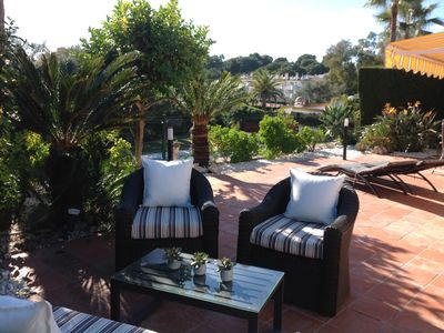 Photo for A beautiful private, south facing luxury detached villa in a superb location!
