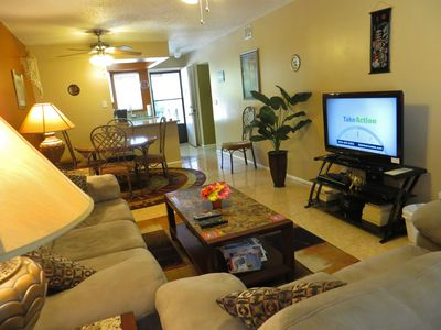 Photo for Luxurious 2 BR Condo - Short Walk to Siesta Beach