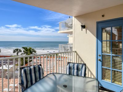 Photo for Sunsets w/ Spectacular Beach and Gulf Views, Renovated Unit, Heated Pool, New BBQs, Free Wifi!