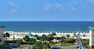 Photo for 2 Bed Room Condo! Beach Front, Top Floor*Stunning Views - Sleeps 6!  WIFI