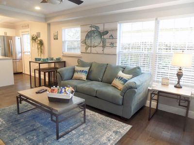 Photo for Beach Styled Modern Home, 10 mins from Downtown Tampa & Ybor City!