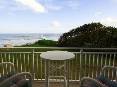 Photo for Direct Oceanfront - Beautifully updated - Excellent Ocean Views