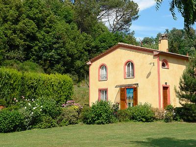 Photo for Vacation home Il Podere di Marti  in Montopoli in Valdarno, Lucca, Pisa and surroundings - 6 persons, 3 bedrooms