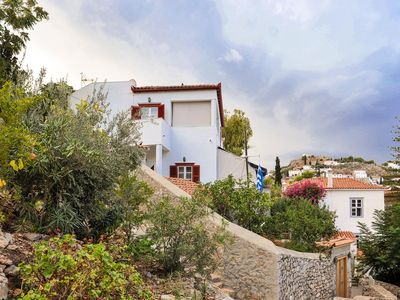 Photo for Hydra Traditional house panoramic view