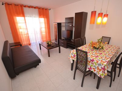 Photo for Apartment with pool + WIFI and near the beach - AE