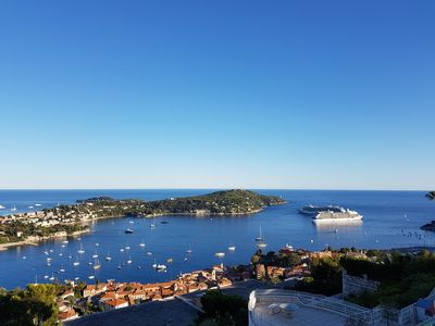 Photo for Apartment Rooftop Villefranche-Sur-Mer