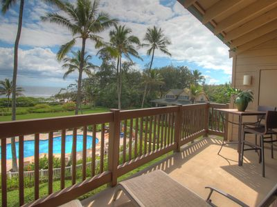 Photo for Oceanfront 1 BR Condo at Kaha Lani  (KL309)