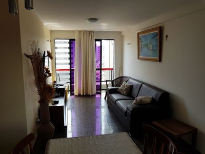 Photo for 2BR Apartment Vacation Rental in Praia de Iracema, CE