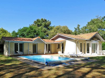 Photo for Vacation home Green Parc  in Lacanau, Aquitaine - 8 persons, 4 bedrooms