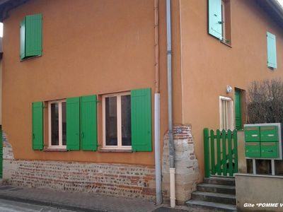 Photo for RENTAL LODGING VONNAS classified 3 CLEVACANCES and 3 stars RHONE ALPES - 4 beds