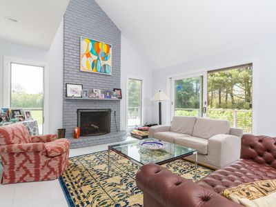 Photo for Charming Hamptons Retreat - Available July and August