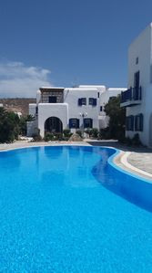 """Photo for """"Villa Galateia"""" with pool. Dream house, centrally located! Ideal for families!"""