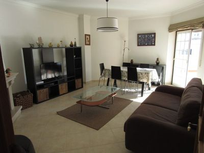 Photo for 1 bedroom apartment with terrace and pool