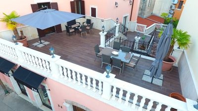 Photo for Luxury Apartment in exquisite Bed & Breakfast Villa Hasi in center of town !