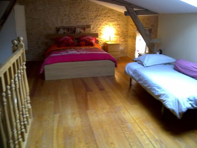 Photo for 2BR House Vacation Rental in Pomarède, Occitanie
