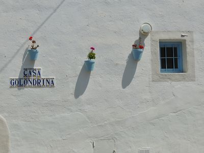 Photo for Authentic Andalusian house in the heart of a Pueblo Blanco 25 min from the beach