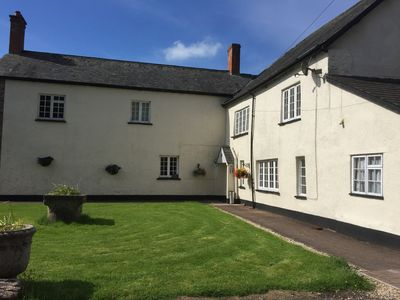 Photo for Duvale Priory Farmhouse,large and spacious