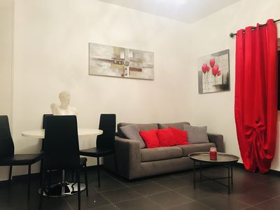 Photo for 1BR Building Vacation Rental in Nice, Provence-Alpes-Côte d'Azur