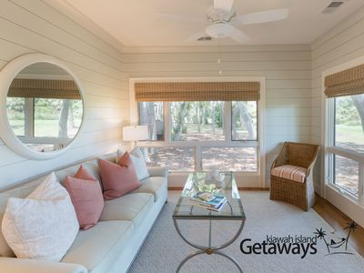 Photo for Stunning, Yet Simply Elegant, 3-Minute Walk to the Beach, Near Sanctuary