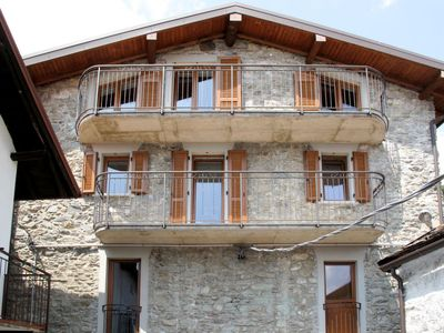 Photo for Consiglio di Rumo Apartment, Sleeps 3 with Air Con and Free WiFi
