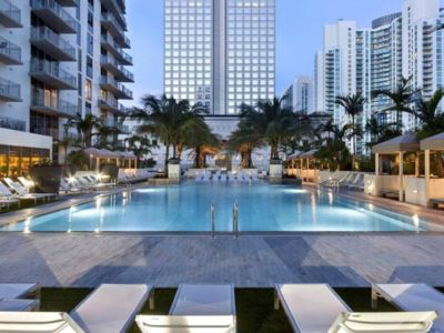 Photo for Beautiful Condo Downtown by Brickell City Center