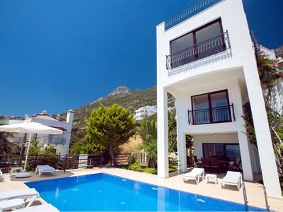 Photo for Villa White House. Three Bedroom With Panoramic Sea Views.