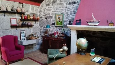 """Photo for """"A Chumbeira"""", traditional Galician house."""