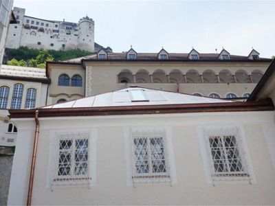 Photo for Brand new apartment 100 meters from Salzburg Cathedral at the foot of the fortress
