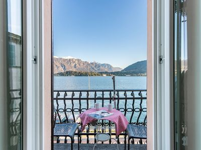 Photo for Comfortable apartment with beautiful lake & mountain views and free WiFi!