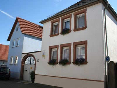 Photo for Apartment about 60m ² - Apartment Spatzennest in Edesheim