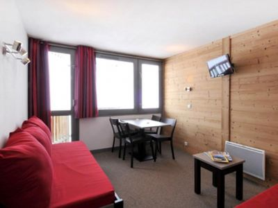 Photo for Apartment Vacation Rental in Aime-la-Plagne