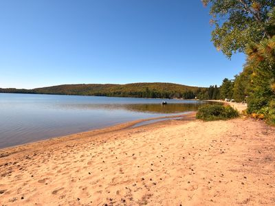 Photo for Private Sandy Beach - Perfect for Multi-Generational Families