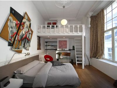 Photo for Gorgeous Loft in Centric Canal