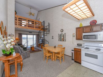 Photo for 1BR Condo Vacation Rental in OAKLAND, Maryland